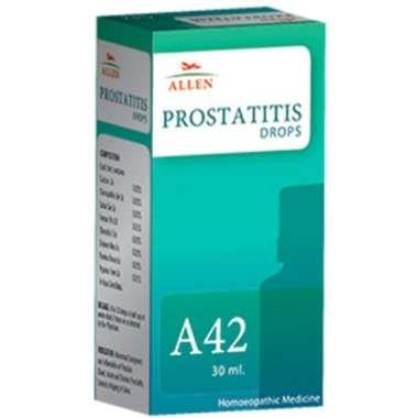 A42 PROSTATITIS DROP