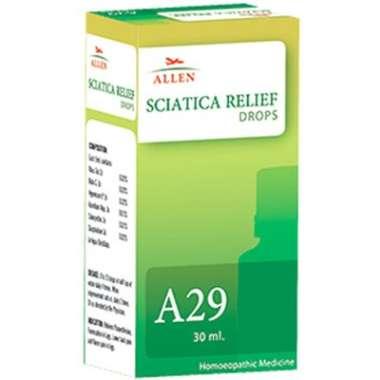 A29 SCIATICA RELIEF DROP