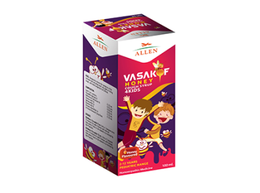 VASAKOF HONEY SYRUP