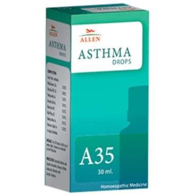 A35 ASTHMA DROP