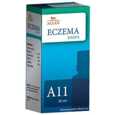 ALLEN A11 ECZEMA DROP