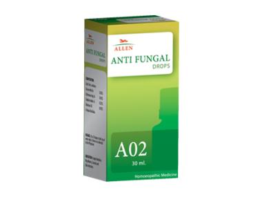 A02 ANTI FUNGAL DROP