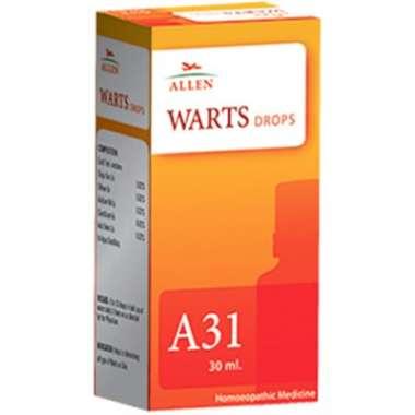 A31 WARTS DROP