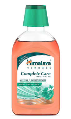HIMALAYA COMPLETE CARE  MOUTH WASH MINT