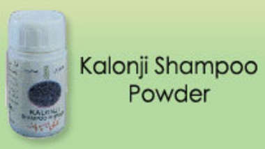 KALONJI  SHAMPOO POWDER