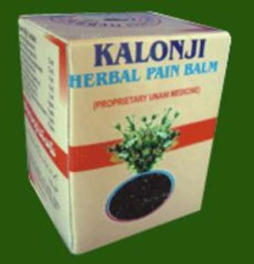 KALONJI  HERBAL PAIN BALM