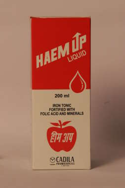 HAEM UP SYRUP