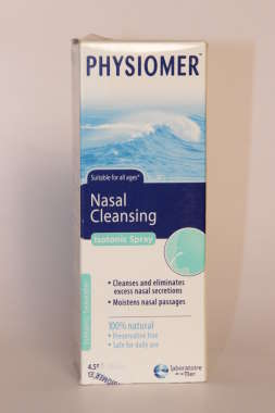 PHYSIOMER NASAL CLEANSING  SPRAY