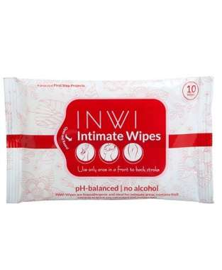 INWI-INTIMATE WIPES