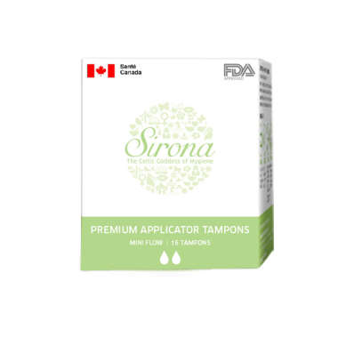 SIRONA PREMIUM APPLICATOR MINI FLOW TAMPONS