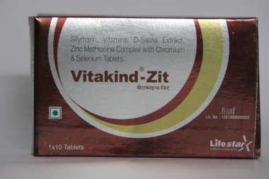 Vitakind-Zit Tablet