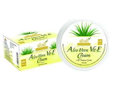 Sri Sri Ayurveda Aloe Vera Vit-E Cream