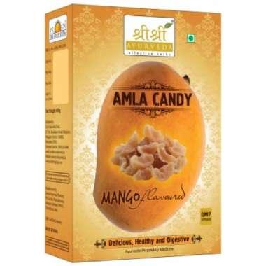 SRI SRI AYURVEDA AMLA  CANDY MANGO
