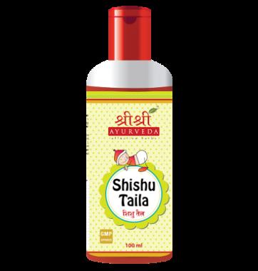 SRI SRI AYURVEDA SHISHU TAILA