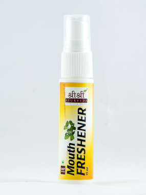 SRI SRI AYURVEDA MOUTH FRESHNER