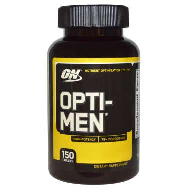 OPTIMUM NUTRITION OPTI-MEN TABLET