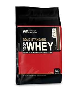 ON GOLD STANDARD 100% WHEY POWDER STRAWBERRY