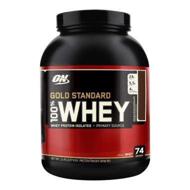ON GOLD STANDARD 100% WHEY POWDER COFFEE