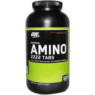 ON SUPERIOR AMINO 2222 TABS