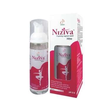 NIZIVA FOAMING  VAGINAL WASH