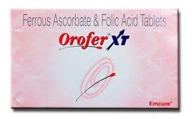 OROFER XT TABLET