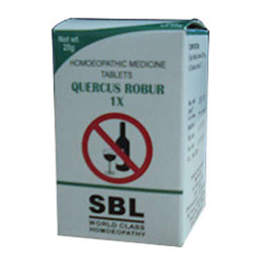 SBL Quercus Robur Trituration Tablet 1X
