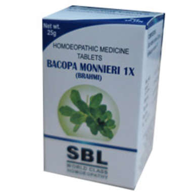 BACOPA MONNIERI 1X TABLET