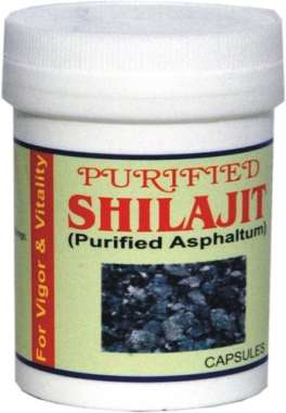 PURIFIED SHILAJIT  CAPSULE