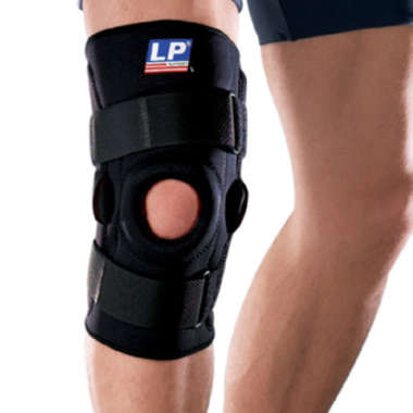 LP #710 HINGED KNEE SUPPORT (LARGE) SINGLE