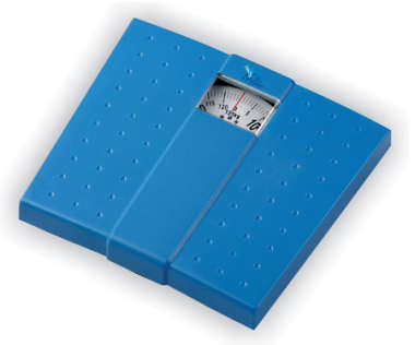 DR. GENE ACCUSURE BATHROOM WEIGHING SCALE ANALOG