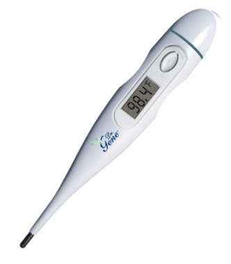 DR. GENE ACCUSURE DIGITAL THERMOMETER  HARD TIP (20 SECONDS)