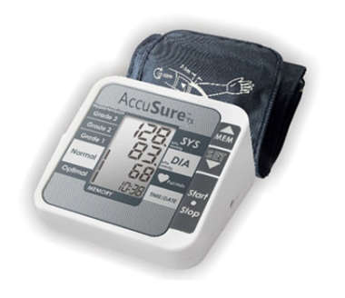 DR. GENE ACCUSURE TS AUTOMATIC BP MONITOR