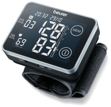 BEURER BC-58  TOUCHSCREEN WRIST BP MONITOR