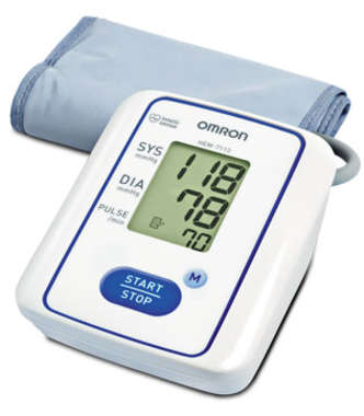 OMRON HEM-7113 BP MONITOR DEVICE