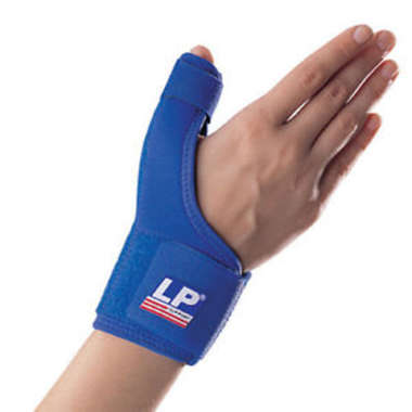 LP #763 NEOPRENE WRIST/THUMB SPLINT SUPPORT  (MEDIUM)