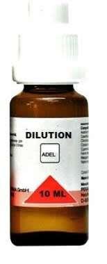 ANTIMONIUM TARTARICUM  DILUTION 1M