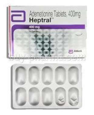 HEPTRAL 400MG TABLET