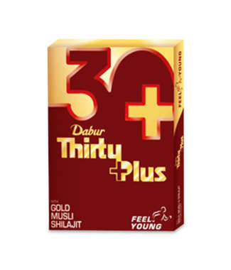 DABUR  THIRTY PLUS CAPSULE