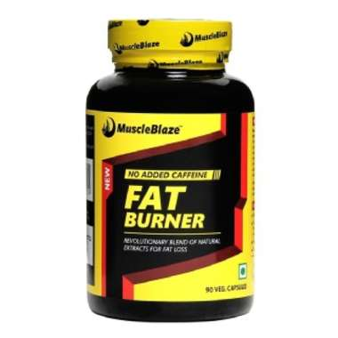 MUSCLEBLAZE FAT BURNER CAPSULE
