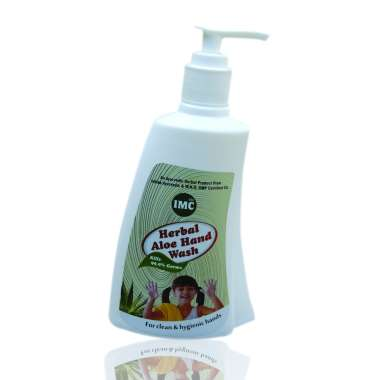 IMC HERBAL ALOE HAND WASH