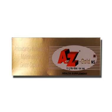 A TO Z GOLD CAPSULE