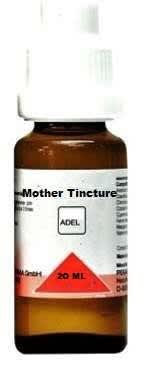 NUX VOMICA MOTHER TINCTURE Q