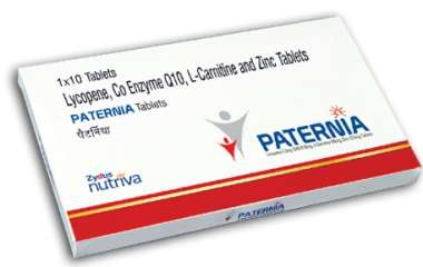 PATERNIA XT TABLET