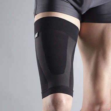 LP #271Z THIGH COMPRESSION SLEEVE   (XXL)