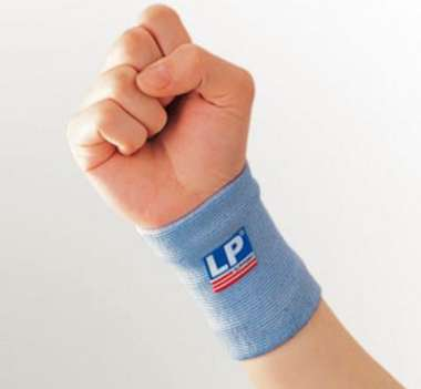 LP #969 WRIST SUPPORT ELASTIC SINGLE LARGE