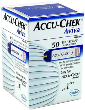 ACCU-CHEK AVIVA STRIP