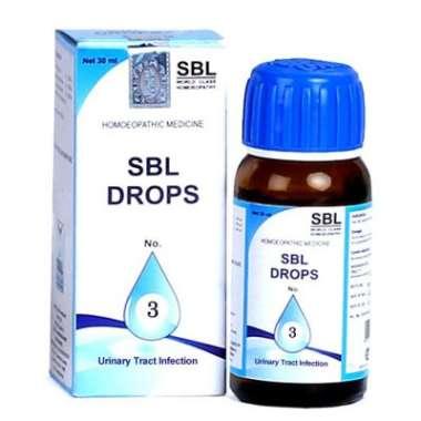 SBL DROPS NO. 3