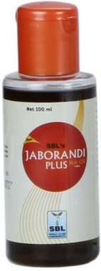 JABORANDI PLUS HAIR OIL
