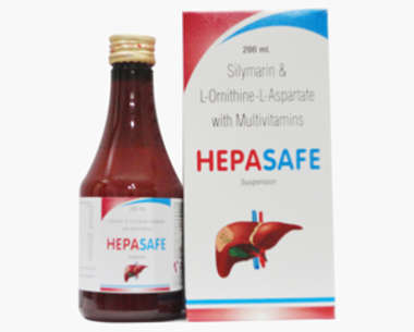 HEPASAFE SUSPENSION 200 ML
