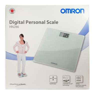 OMRON HN-286 DIGITAL WEIGHING SCALE DEVICE